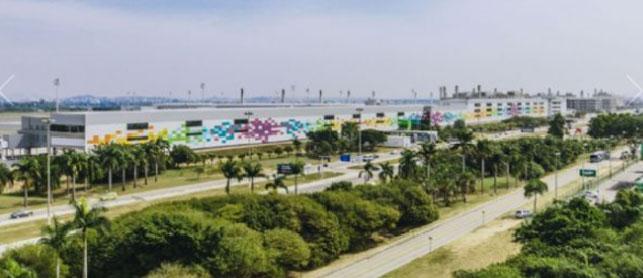 Reforma amplia o Aeroporto do Galeão, no Rio de Janeiro
